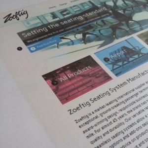 Zoeftig website content