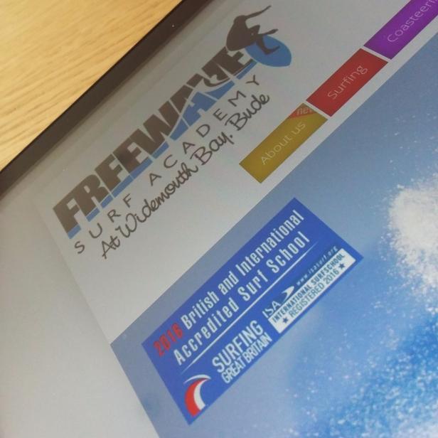 Freewave Surf Academy Blog Post