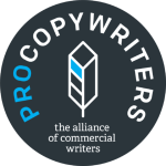 Pro Copywriters - Alliance of Commercial Writers - Member