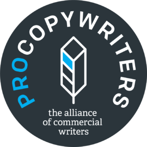 Pro Copywriters Member - The Alliance of Commercial Writers -