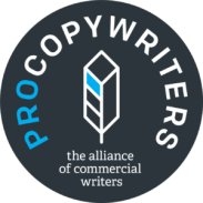 Pro Copywriters - The Alliance of Commercial Writers - Member